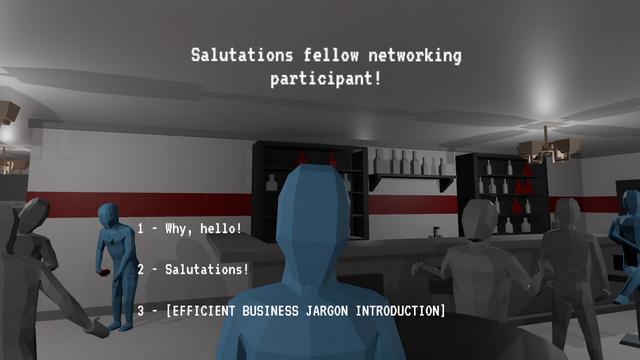 "Screenshot of ""Networking Event Simulator"""