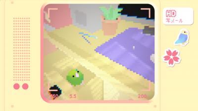 "Screenshot of ""Toripon 鳥ポン"""