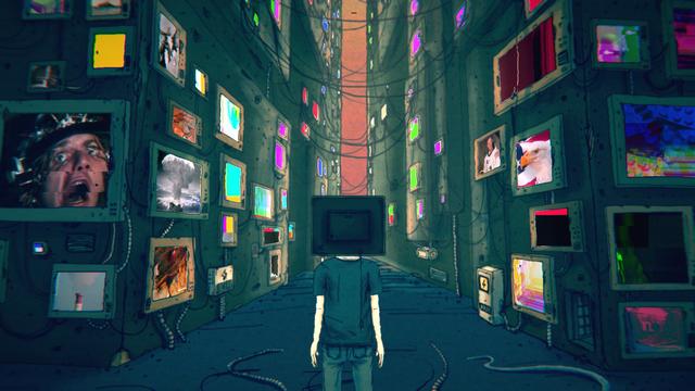 """Screenshot of """"D game"""""""