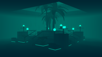 "Screenshot of ""ISLANDS: Non-Places"""