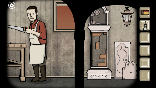 "Screenshot of ""Rusty Lake: Roots"""