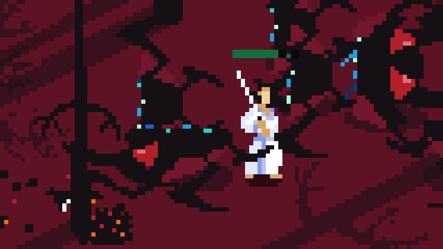 "Screenshot of ""Samurai Sam"""