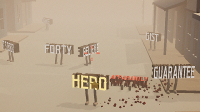 "Screenshot of ""Tumbleweed Typo Hunter"""