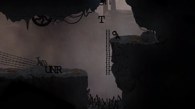 "Screenshot of ""Typoman: Revised"""