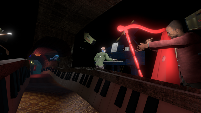 "Screenshot of ""The Norwood Suite"""