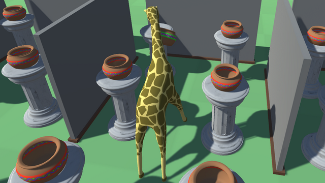 "Screenshot of ""i am giraffe"""