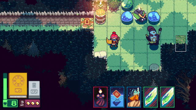 "Screenshot of ""Dungeon Drafters"""