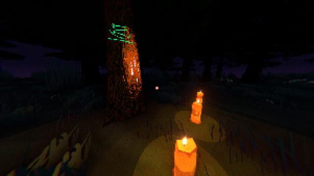 "Screenshot of ""Oracle Pine"""