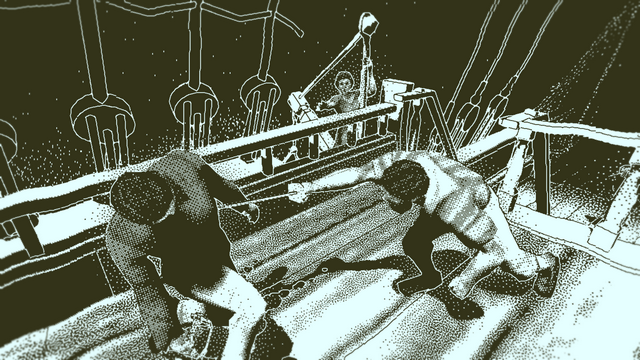 "Screenshot of ""Return of the Obra Dinn"""