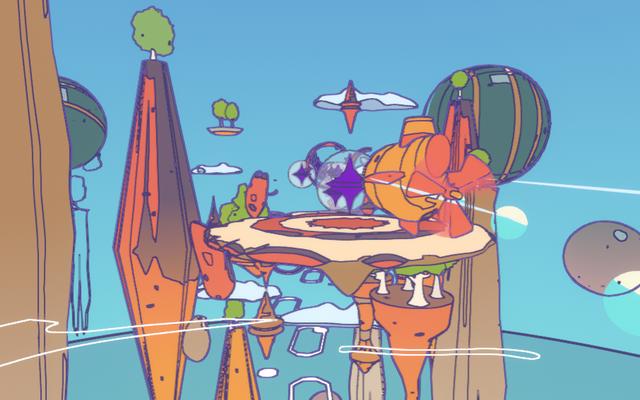 """Screenshot of """"Soundmarine"""""""