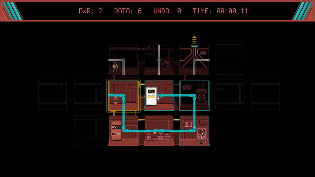 "Screenshot of ""BIT RAT : Singularity"""
