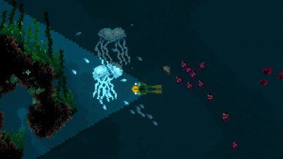 "Screenshot of ""Deepdive"""