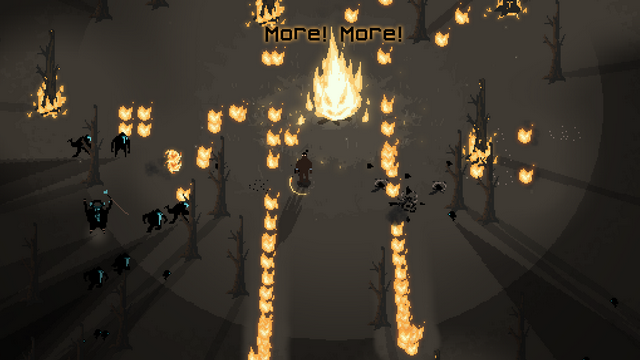 "Screenshot of ""Firekeeper"""
