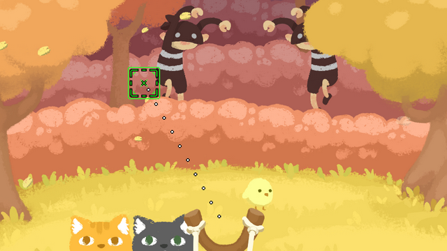 "Screenshot of ""Birdie Burglars"""