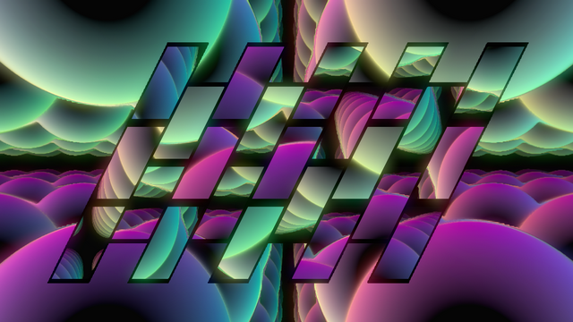 "Screenshot of ""moving mosaic"""