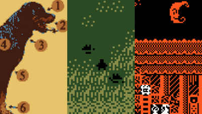 Bitsy Jam (Frog), Part One