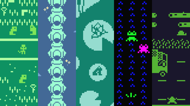Bitsy Jam (Frog), Part Two