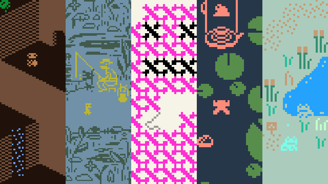 Bitsy Jam (Frog), Part Four