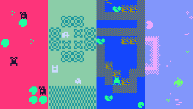 Bitsy Jam (Frog), Part Five