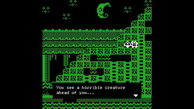 "Screenshot of ""Chronicles of Sir Froggie"""