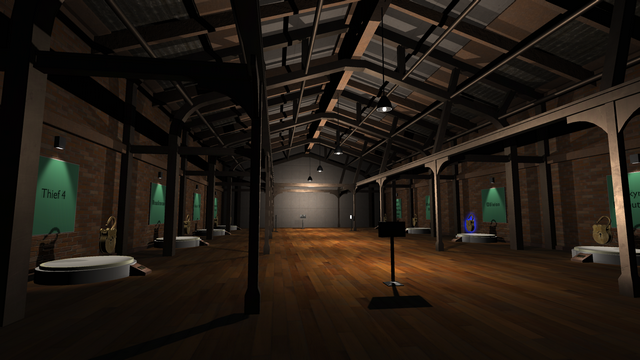 "Screenshot of ""Museums of Mechanics: Lockpicking"""