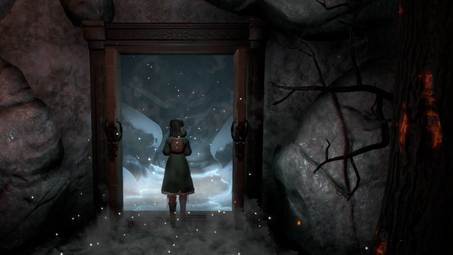 "Screenshot of ""Down the Well"""