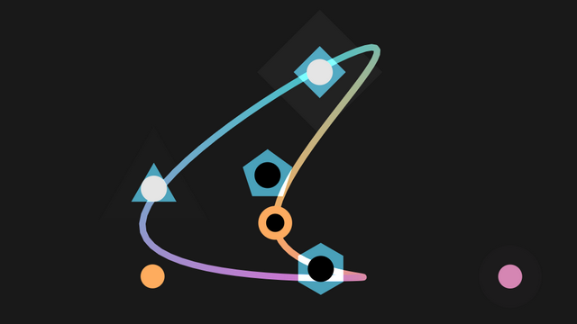 "Screenshot of ""Splines 'n Shapes"""