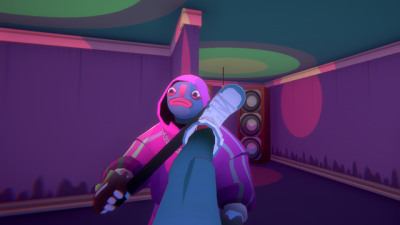 "Screenshot of ""Anger Foot"""