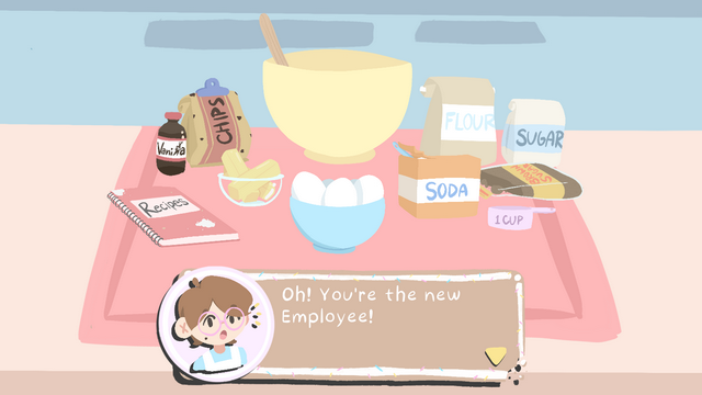 "Screenshot of ""Bake Care"""
