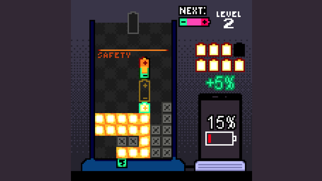 "Screenshot of ""Battery Panic"""