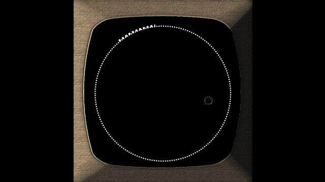 """Screenshot of """"BouncePong"""""""