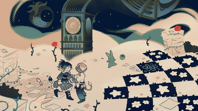 "Screenshot of ""Cafe in the Clouds"""