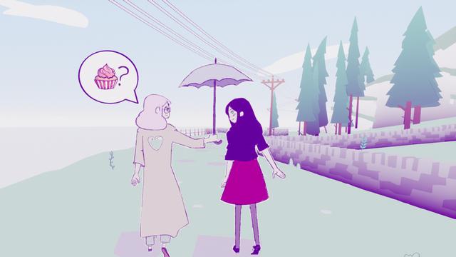 "Screenshot of ""In Her Footsteps"""