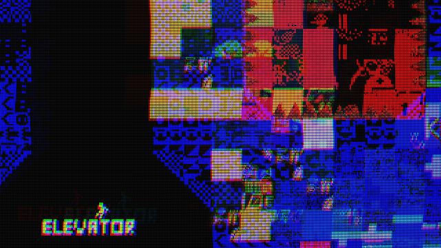 """Screenshot of """"Quirkaglitch"""""""