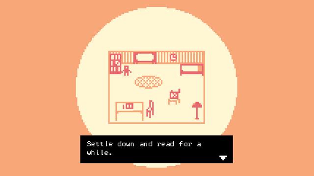 """Screenshot of """"Reclaiming Solitude"""""""