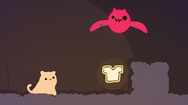 """Screenshot of """"Squeaky Kitty"""""""