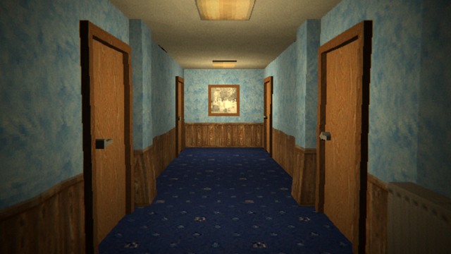 "Screenshot of ""The Last Door on the Left"""