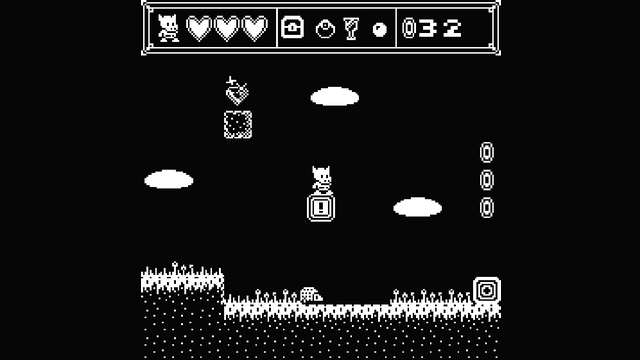 "Screenshot of ""Tiny Dragon Story"""