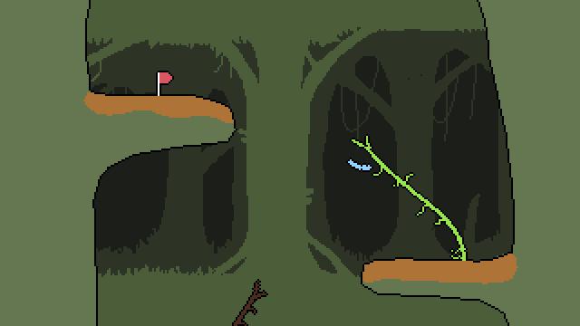 "Screenshot of ""Tree Golf"""