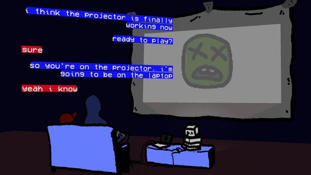 "Screenshot of ""Two Player"""