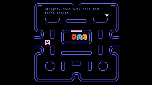 "Screenshot of ""Welcome to GhostCorp"""