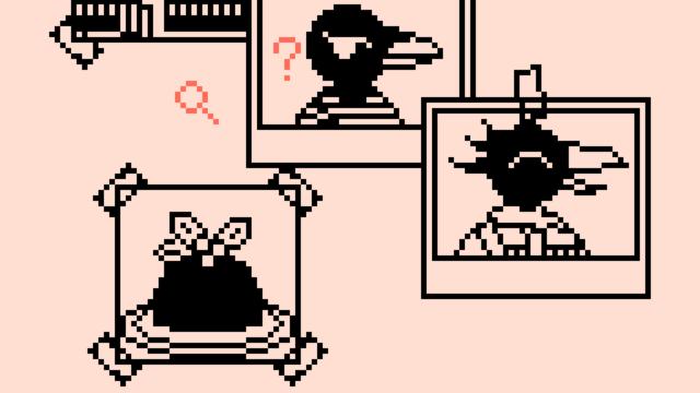 "Screenshot of ""crow crime: a murder mystery"""