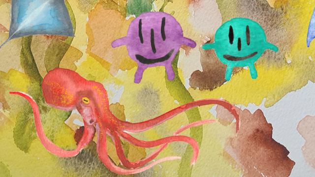 "Screenshot of ""Aquarium"""