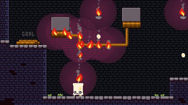 "Screenshot of ""Lifespan Candle"""