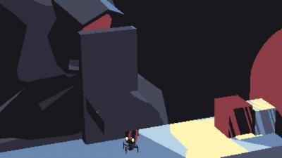"""Screenshot of """"Machine Dream"""""""