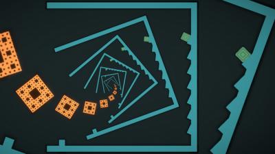 "Screenshot of ""game inside a game"""