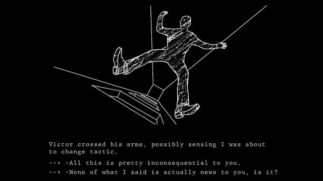 "Screenshot of ""The Last Survey"""