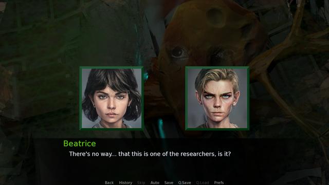 "Screenshot of ""Annulus Break"""