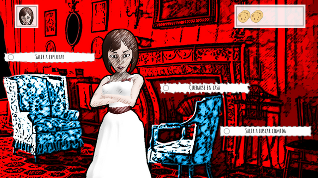"Screenshot of ""Clementina y la luna roja"""