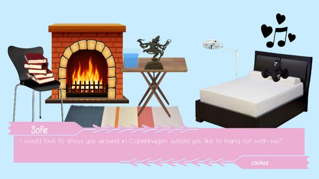 "Screenshot of ""Hygge game"""